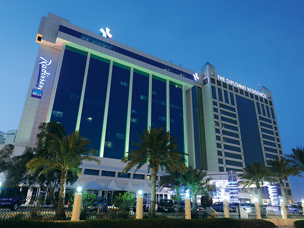 Comments The Diplomat Radisson Blu Which Is Located In Kingdom Of Bahrain Hotel