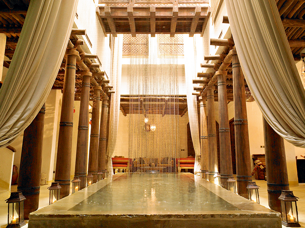 The Six Senses Spa at Sharq Village and Spa