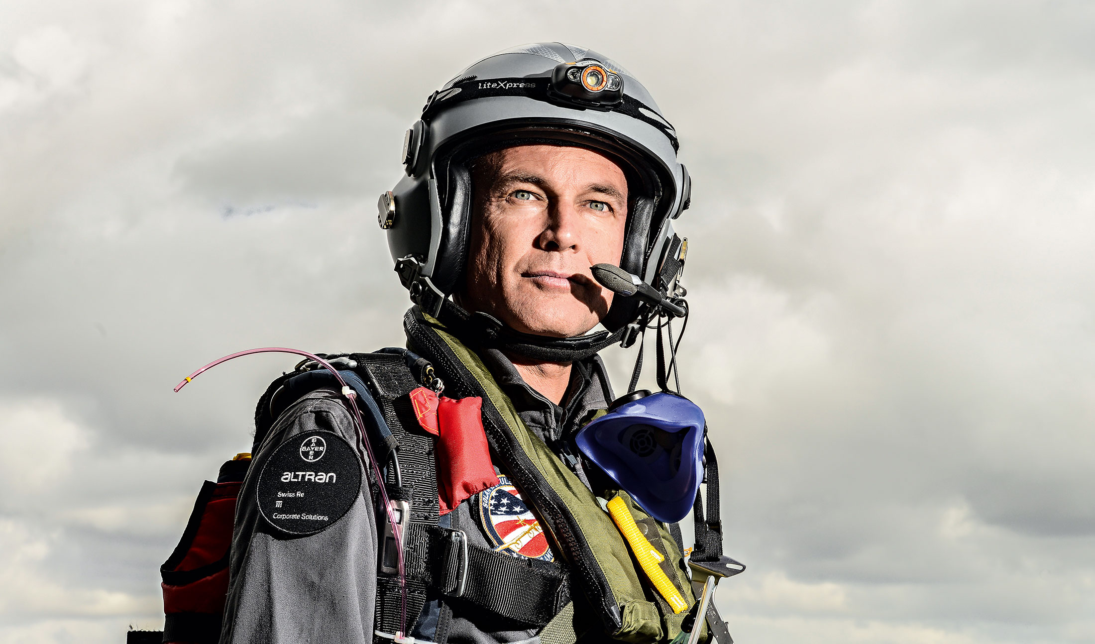 Bertrand Piccard has many strings to his bow, but the explorer, lecturer and philanthropist is best known for pioneering and piloting the first attempt at an around-the-world solar-powered flight