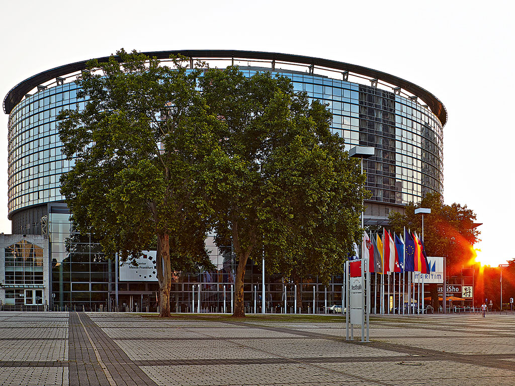 Congress Centre Messe Frankfurt