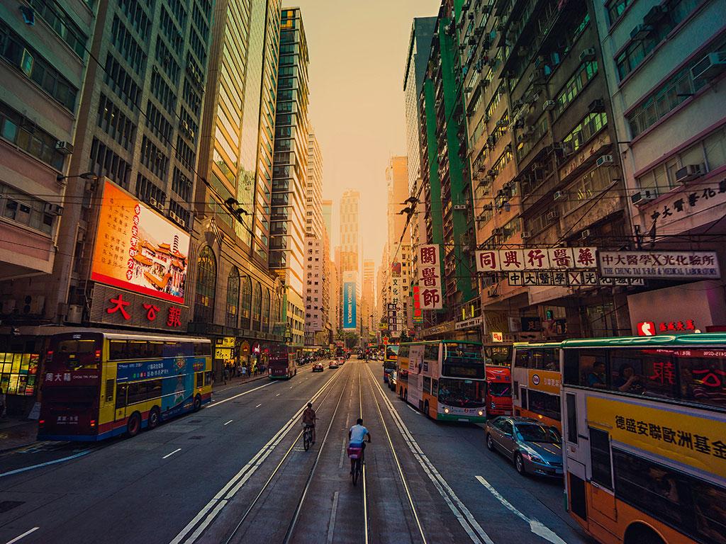 Wan Chai District, Hong Kong