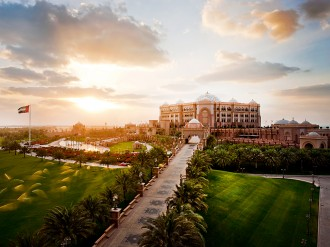 Emirates Palace, managed by Kempinski Hotels, aims to provide a unique, luxurious and memorable experience of the Middle East during a stay in Abu Dhabi