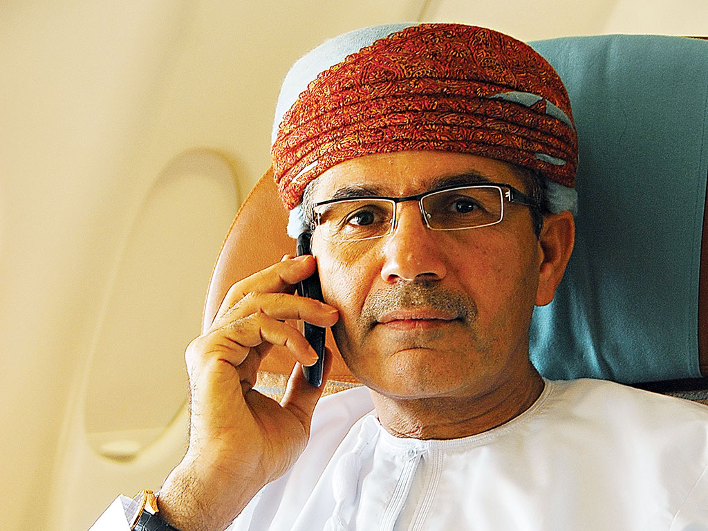 Oman Air offers inflight Wi-Fi and mobile connectivity. The airline offers one of the most comfortable flight experiences in the business