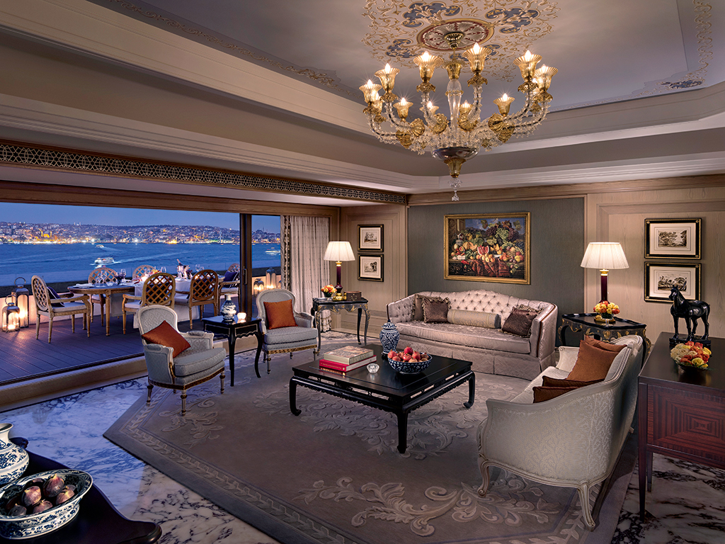 Istanbul has fast made a name for itself as an accommodating business landscape. The Shangri-La Bosphorus, Istanbul sets the perfect example of how to satisfy the discerning business traveller