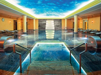 The wellness tourism sector is enjoying a fruitful season, and the creation of Swiss Diamond Hotel's Wellness, Health and Spa Centre represents one of the most important developments in Europe