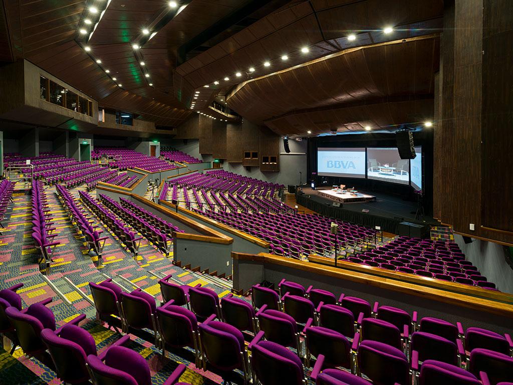 Cartagena de Indias Convention Centre has more than 20,000sq m of versatile meeting space
