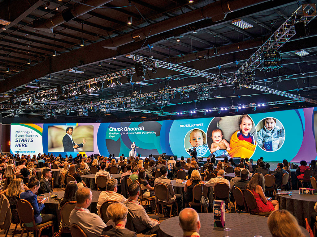 Cvent's event management technology assists with finding the ideal venue for any meeting or conference