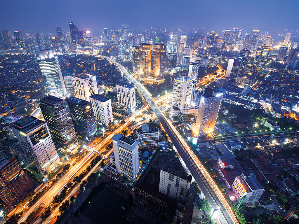 Jakarta is the capital of Indonesia and one of its most popular destinations for tourists