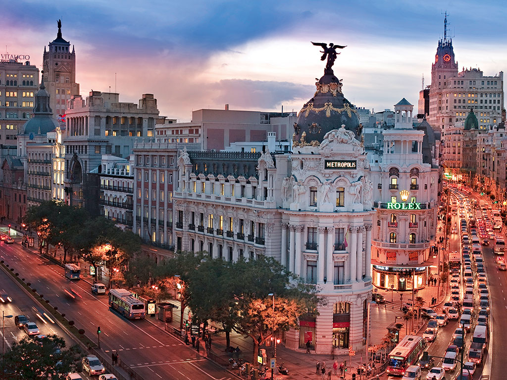 Madrid: booming with life and business – Business ...