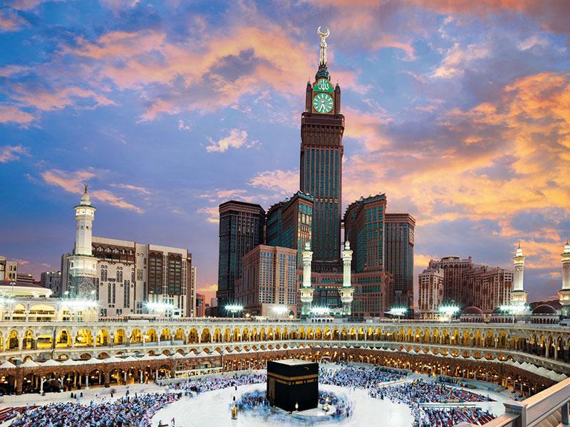 Mecca's millions | Business Destinations – Make travel ...