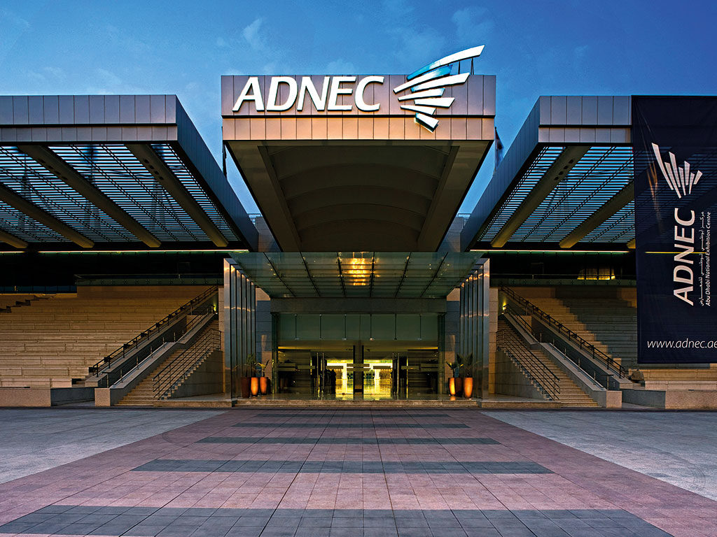 ADNEC has become a leading venue provider for international exhibitions, conferences and events