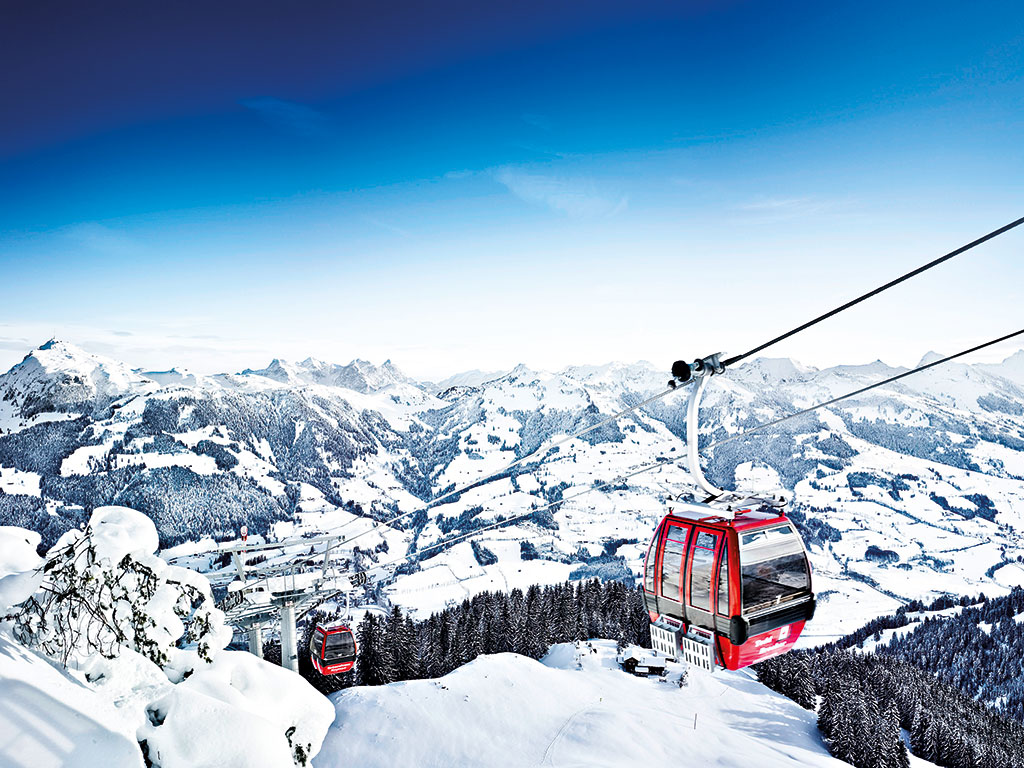 Mixing business with pleasure: Kitzbühel offers the perfect venues and attractions for business travellers