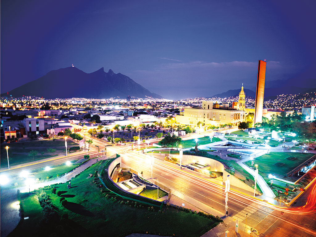 Monterrey is known for its combination of modern infrastructure and stunning natural landscapes