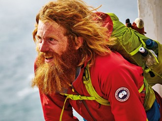Sean Conway recently made history by becoming the first man to swim, cycle and run the length of Great Britain. Through his own scholarship programme, he now encourages others to live life a little more adventurously