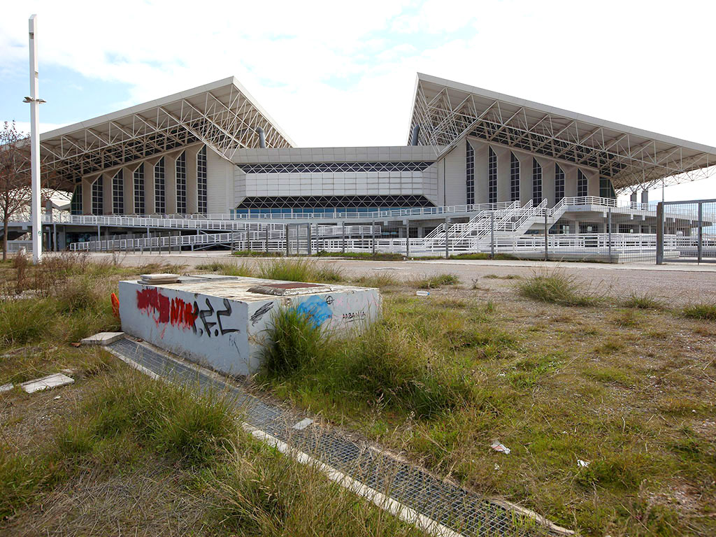 2004 Athens Olympic Sports Complex