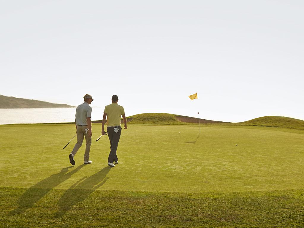 essays on golfing