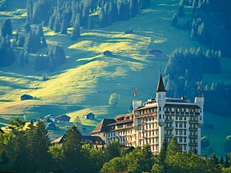 For over a century, Gstaad Palace Hotel has offered guests luxurious comfort from the heart of Switzerland's spectacular mountains