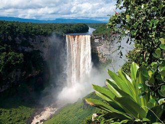 Brimming with natural wonders and a culture with roots from all corners of the world, Guyana promises to provide a breathtaking experience