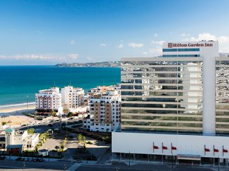 Hilton marks its arrival in Morocco with the Hilton Garden Inn Tanger City Centre – one of its finest offerings in the entire region