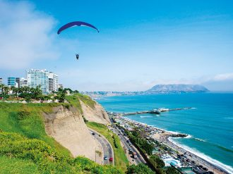Lima currently sits in first place in the Americas and 26th globally in the ICCA congress destination rankings