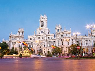 The Spanish capital is seeing a surge in interest from business and leisure travellers alike, as more people are drawn to its collection of exemplary hotels, restaurants and cultural attractions