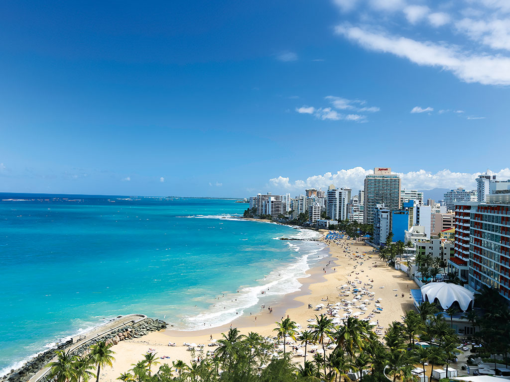 Puerto Rico's tourism industry continues to expand ...