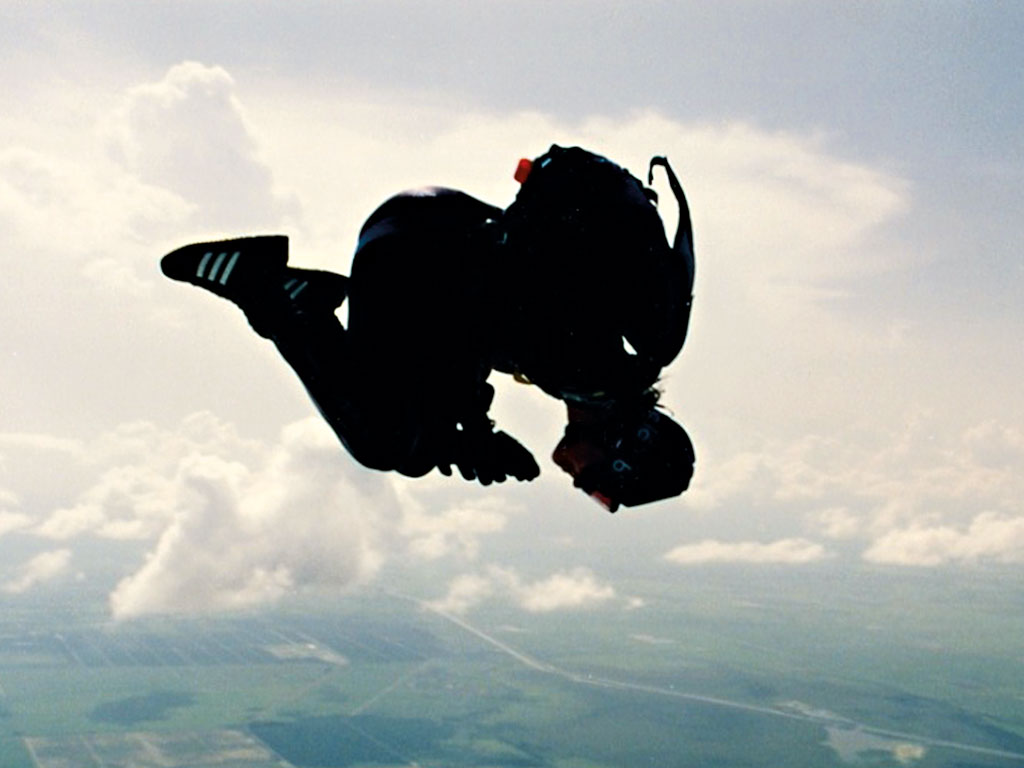 World champion skydiver Cheryl Stearns has travelled across the globe to complete more jumps than any other woman in history. Her adventures have allowed her to experience the world from an entirely different perspective