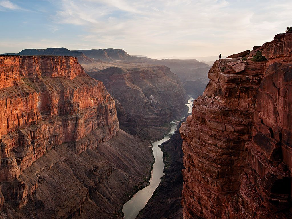 The Grand Canyon is one of the National Park Service's most popular sites, attracting 4.5 million people a year