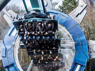 Can a rollercoaster ride close a deal or ignite a spark of creativity among colleagues? A new trend for hosting business events at theme parks seems to suggest so