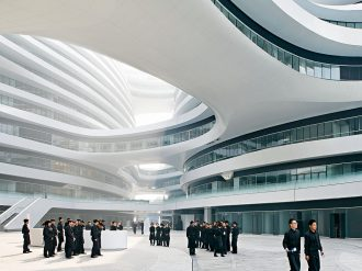 Zaha Hadid, arguably the world's foremost female architect, died this year. Her legacy in the world of architecture will live on far into the future