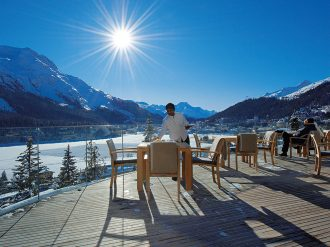 Nestled in the Swiss Alps, the picturesque town of St Moritz provides the perfect destination for any meeting, conference or business getaway