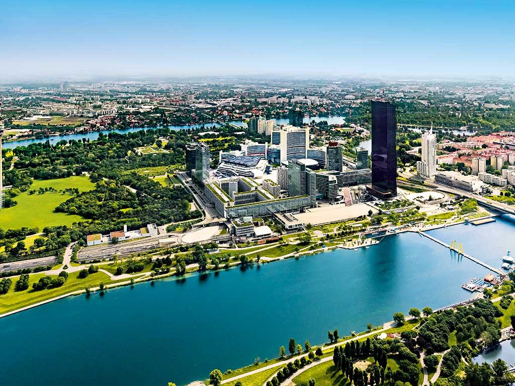 Austria Center Vienna: providing space for big ideas