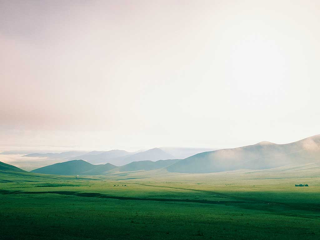 Mongolia's digital detox
