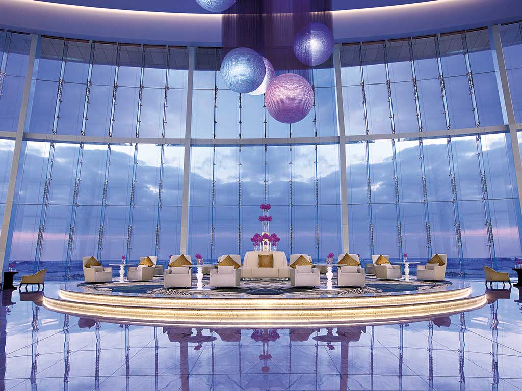 Five years of excellence from Jumeirah at Etihad Towers