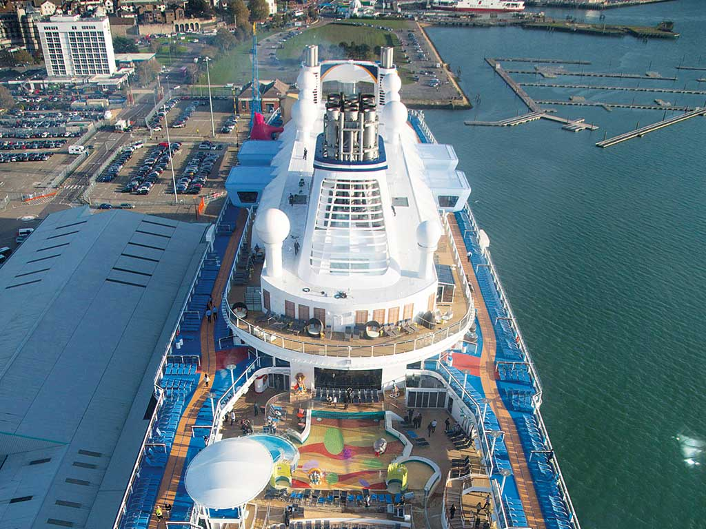 Cruise control: business events get their sea legs