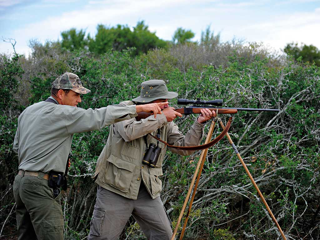 Hunting tourism is making a killing