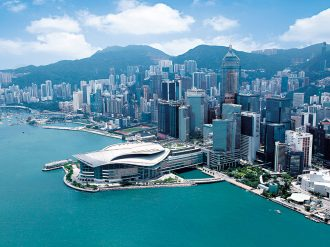 Based in one of the world's most significant business hubs, the Hong Kong Convention and Exhibition Centre is a source of style and convenience in the city's famous skyline