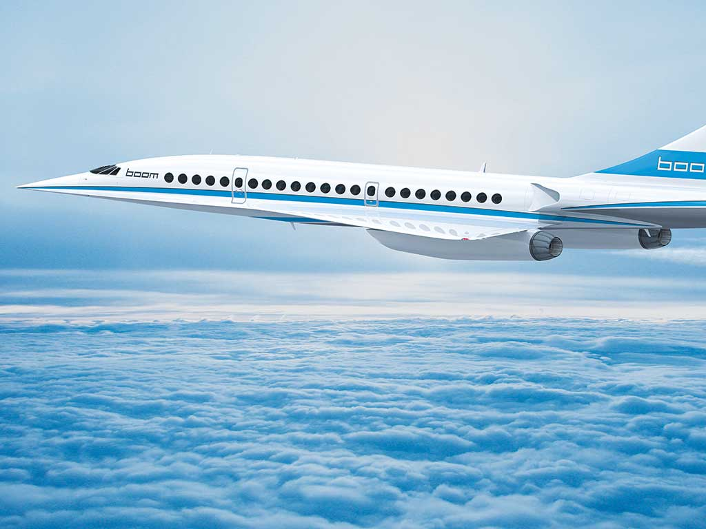 The return of supersonic travel
