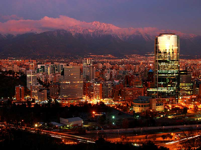 Santiago: South America's home for business