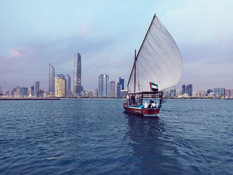 Abu Dhabi: a Gulf in class