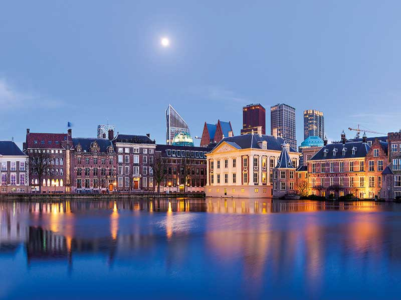 The Hague Convention Bureau: securing a place in history
