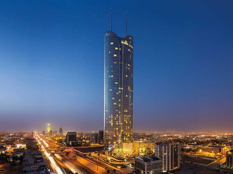 Burj Rafal Hotel Kempinski: the ideal Saudi getaway