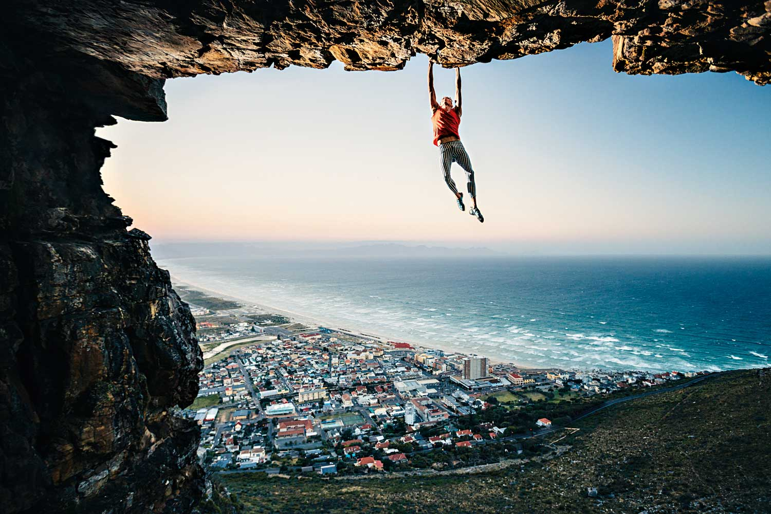 Matt Bush is one of the world's most accomplished free-solo climbers