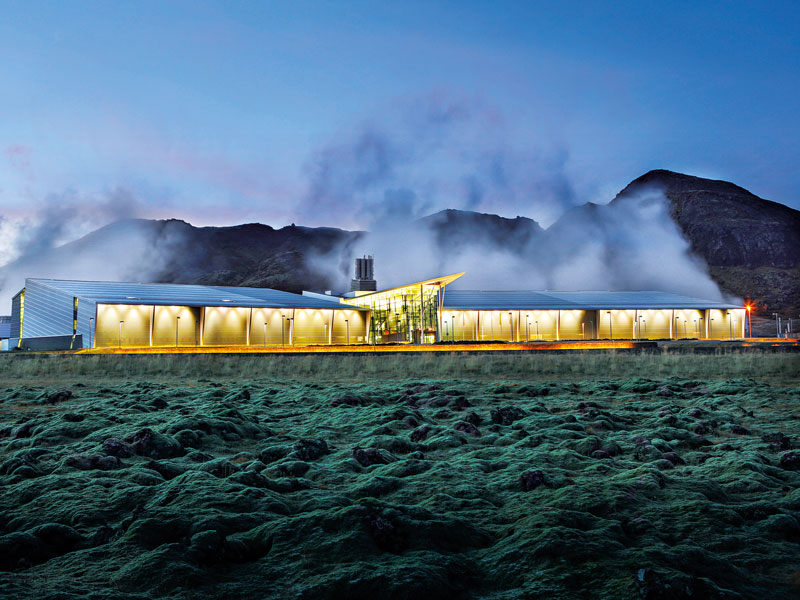Iceland's advancement in geothermal energy can be attributed to its location, which gives it access to these bountiful natural resources