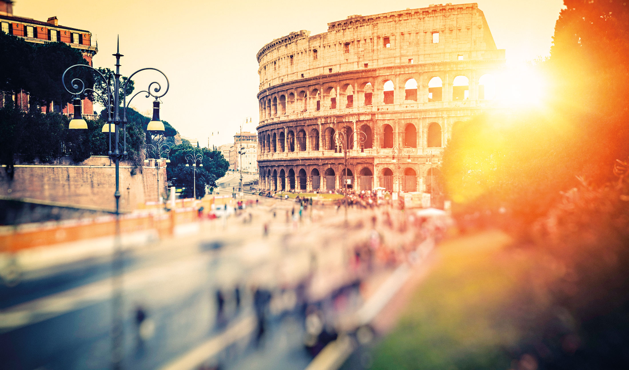 With time taking its toll on Rome's Colosseum, in 2012 the Italian Government implemented a €25m restoration project. However, public funds were limited, meaning private institutions had to step in to provide financial assistance