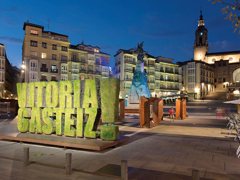 Vitoria Gasteiz Spain Business Destinations Make Travel Your Business