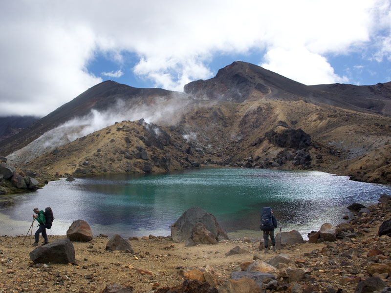 Tongariro was the first location on the World Heritage Site list to be named a cultural landscape. The park holds spiritual significance for the Maori people and is also home to diverse ecosystems