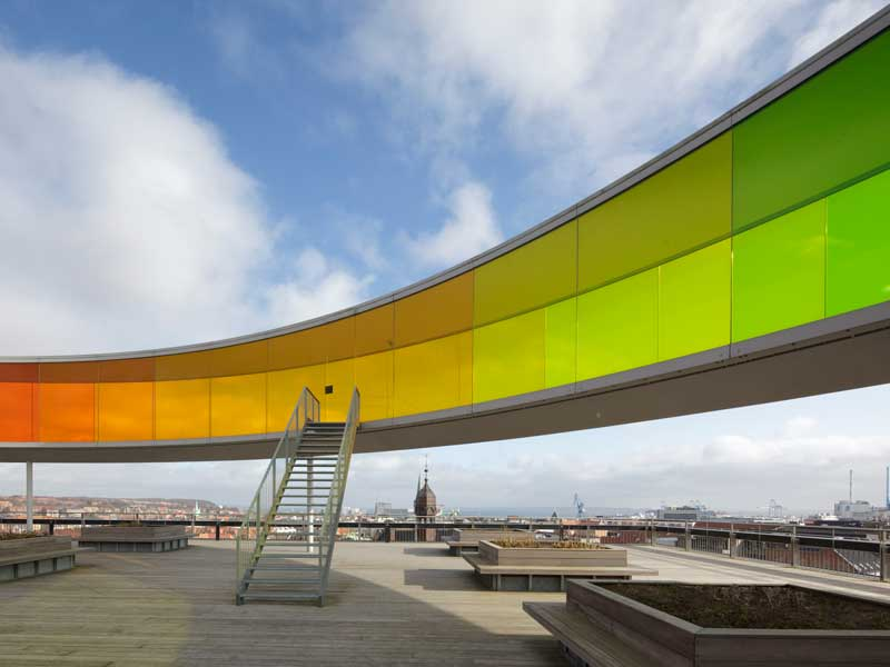 The ARoS art museum