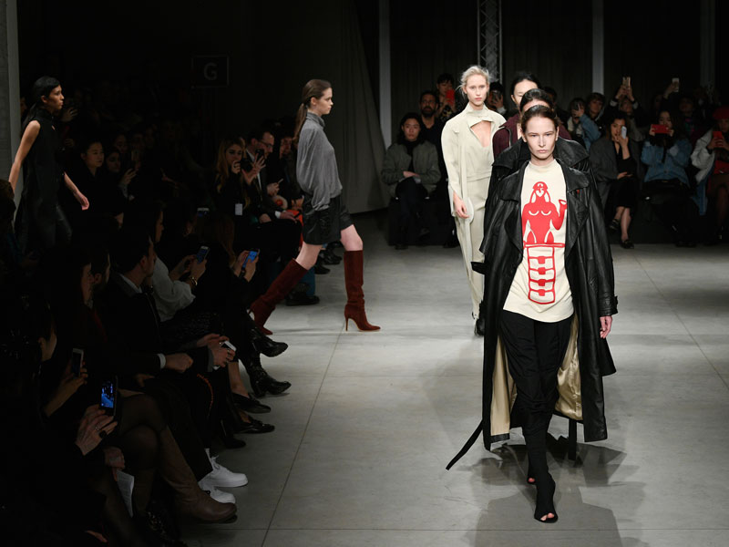 Fashion label Situationist, founded by Irakli Rusadze, shows at Milan Fashion Week Fall/Winter 2017/18