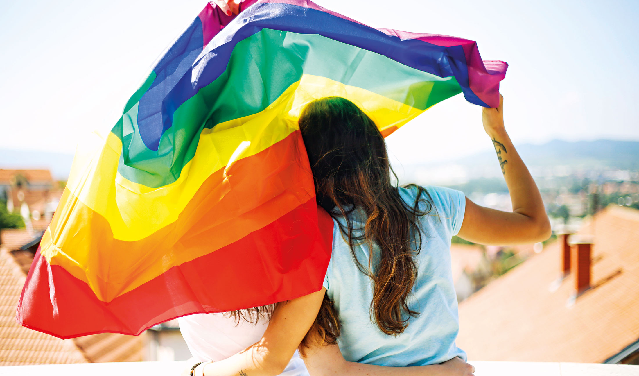 LGBTQ individuals are increasingly being met with acceptance across the globe, making being 'out' easier – and safer – than ever before
